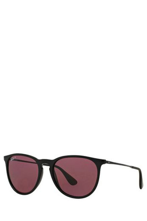 Ray-Ban - RB4171F YOUNGSTER  386491 BLACK POLARISED ASIAN FIT