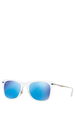 Ray-Ban - RB4210  368924 CLEAR/WHITE