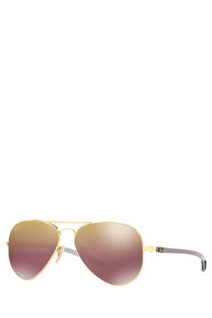 Ray-Ban - RB8317CH  404778 GOLD POLARISED