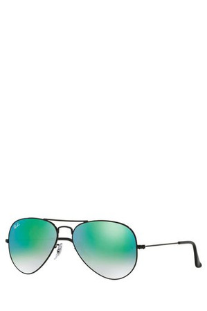 Ray-Ban - RB3025 AVIATOR 62 LARGE 391062 BLACK