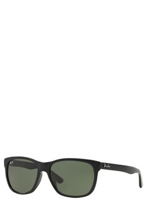 Ray-Ban - RB4181F HIGHSTREET  371146 BLACK  ASIAN FIT
