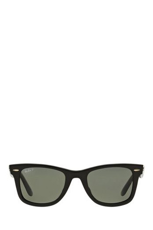 Ray-Ban - RB2140F ORIGINAL WAYFARER 54  356160 BLACK POLARISED ASIAN FIT