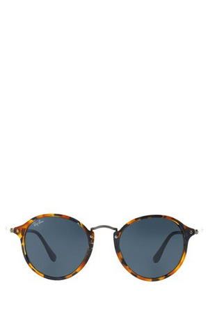 Ray-Ban - RB2447 ICONS ROUND 49 374087 BLUE