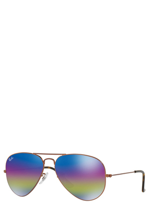 Ray-Ban - RB3025 AVIATOR 62 LARGE 401050 COPPER/BRONZE