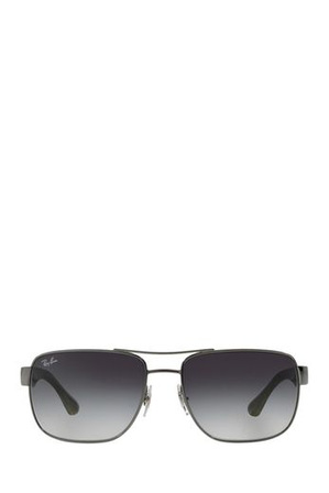 Ray-Ban - RB3530 HIGHSTREET 378517 SILVER/GREY GUNMETAL