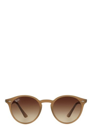 Ray-Ban - RB2180 AVIATOR 62 LARGE 374072 NUDE/TAN