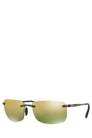 Ray-Ban - RB4255 ACTIVE LIFESTYLE 393819 SILVER/GREY GUNMETAL POLARISED