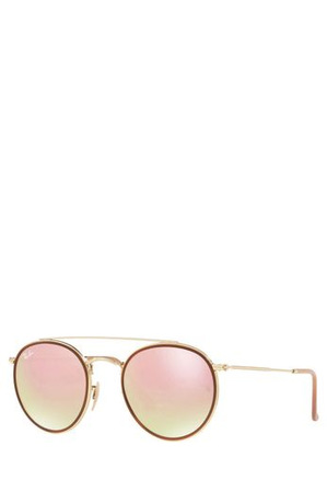 Ray-Ban - RB3647N  404138 GOLD POLARISED