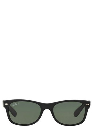 Ray-Ban - RB2132 NEW WAYFARER  52 371086 BLACK POLARISED