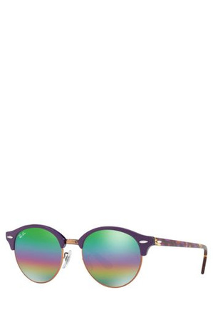 Ray-Ban - RB4246 CLUBROUND 405089 COPPER/BRONZE