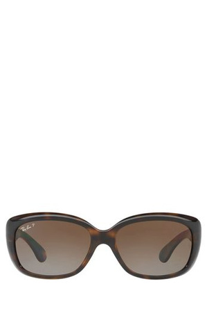 Ray-Ban - RB4101 JACKIE OHH 406464 TORTOISE POLARISED