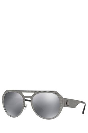 Versace - VE2175  401149 SILVER/GREY GUNMETAL
