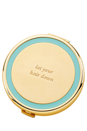 Kate Spade New York - Holly Drive Compact Turquoise 6Cm