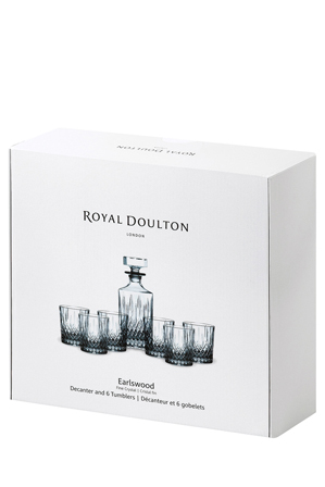 Royal Doulton - Earlswood Decanter Set