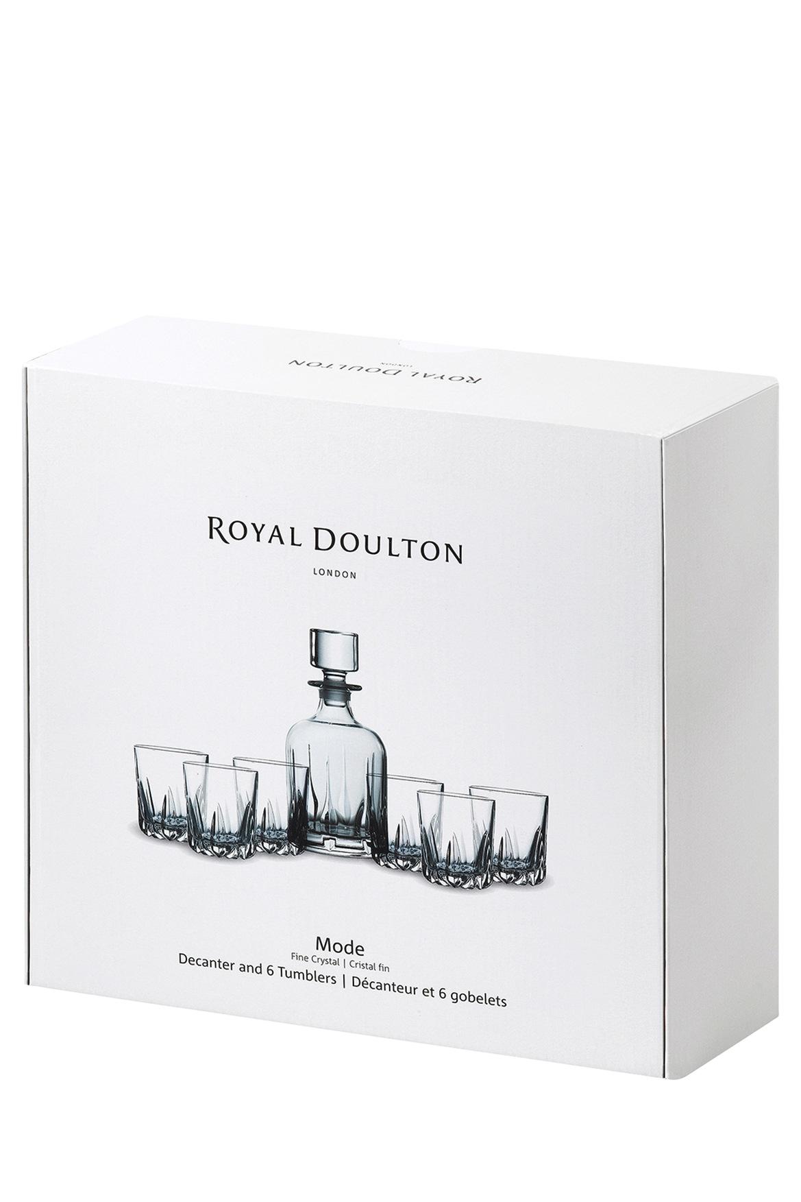 Myer Online - CategoryName. « » «»  sc 1 st  Myer & Royal Doulton   Mode Decanter Set   Myer Online