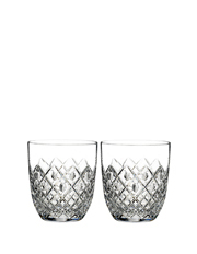 Waterford - Essentially Lissadel DOF Tumbler Pair