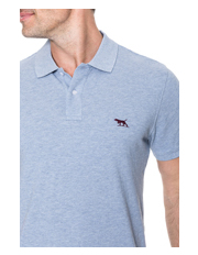 Rodd & Gunn - The Gunn Polo - Chambray