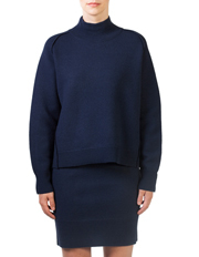 Skin and Threads - Wool Turtleneck