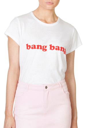 Skin and Threads - Bang Bang Tee