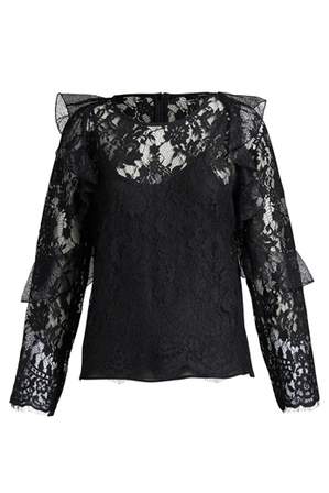 SABA - Frida Lace Top