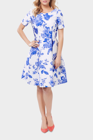Review - China Blue Dress