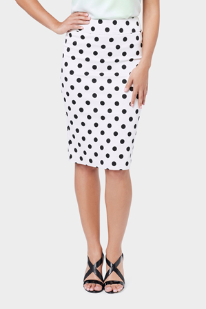 Review - Hattie Spot Skirt