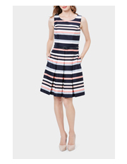 Review - Horizon Stripe Dress