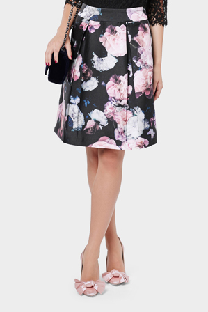 Review - Nightfall Floral Skirt