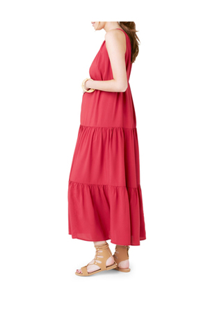 Ripe Maternity - Panelled Peasant Dress