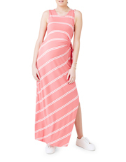 Ripe Maternity - Side Tie Maxi Dress