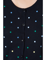 Marcs - Colour Pop Embroidered Cardigan