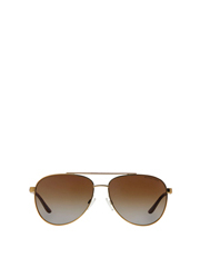 Michael Kors - 0MK5007 Hvar Gold Polarised Sunglasses