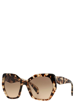 Prada - 0PR 16RS Heritage Brown Sunglasses