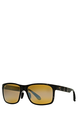 Maui Jim - Red Sands 375255 Sunglasses in Black