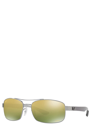 Ray-Ban - RB8318CH  404148 SILVER/GREY GUNMETAL POLARISED