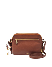 Fossil - ZB6865200 Piper Crossbody Brown