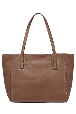 Fossil - ZB6844200 Emma Double Handle Tote Brown