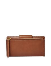 Fossil - SL7154200 Emma Flap Over Clutch Brown