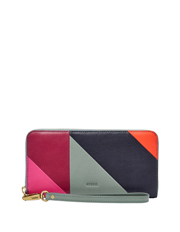 Fossil - SL7569998 Emma Zip Around Wallet