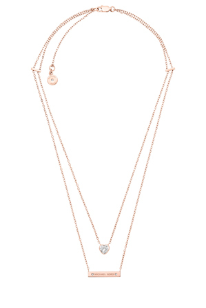 Michael Kors - MKJ6024791 Brilliance Necklace