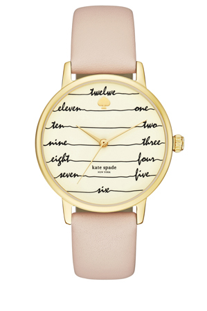 Kate Spade - KSW1059 NEUTRAL WATCH