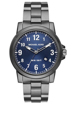 Michael Kors - MK8499 Paxton Watch in Grey