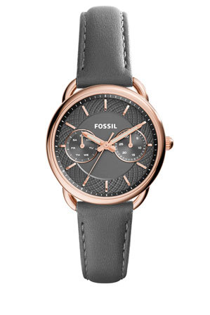 Fossil - ES3913 Grey Rose Gold Watch