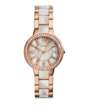 Fossil - ES3716 Quartz Rose Gold Watch