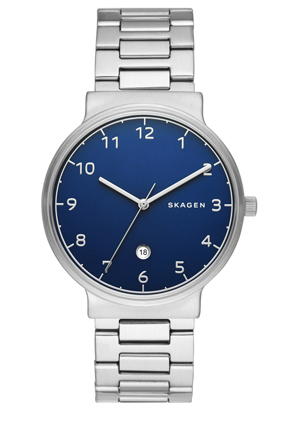 Skagen - SKW6295 Ancher Watch in Silver
