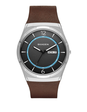 Skagen - SKW6305 Melbyes Watch in Dark Brown