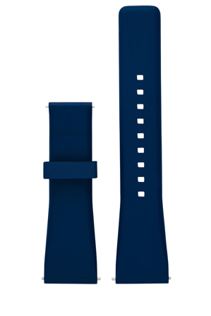 Michael Kors Wearables - MKT9002 Bradshaw Blue Silicone Strap
