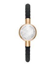 Michael Kors Wearables - MKA101000 Crosby Gold Silicone Tracker