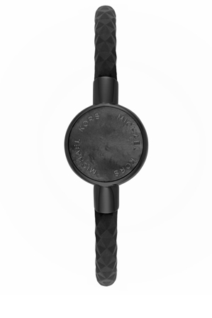 Michael Kors Wearables - MKA101003 Crosby Black Silicone Tracker
