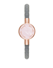 Michael Kors Wearables - MKA101001 Crosby Rose Gold Silicone Tracker